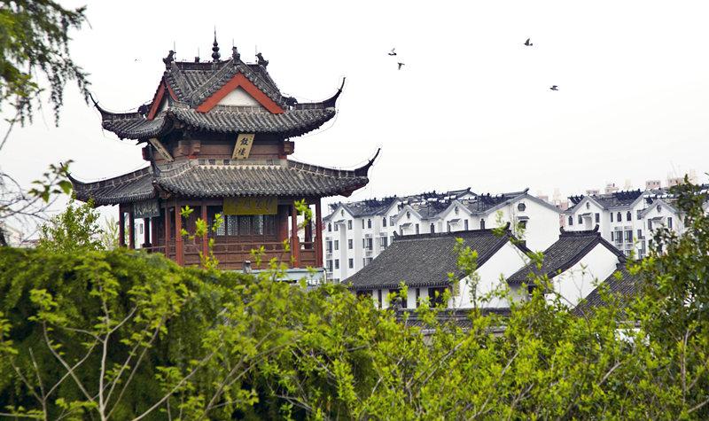 盂城驿景区