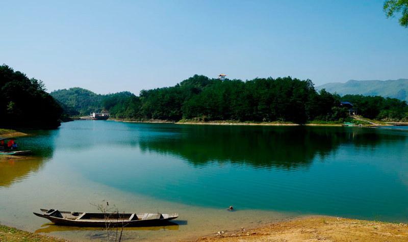 黄石仙岛湖景区电子门票(仙湖画廊)