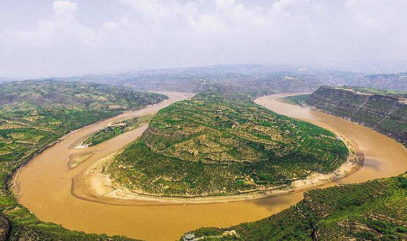 乾坤湾景区