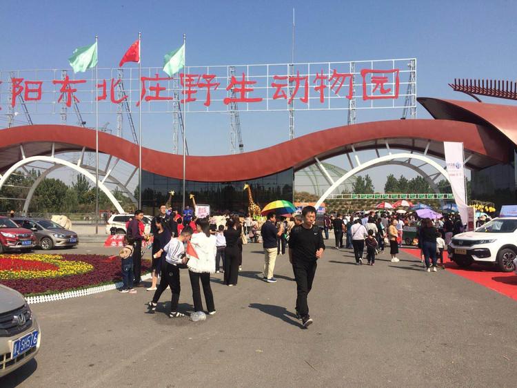 濮阳市东北庄野生动物园怎么样?好玩吗?记
