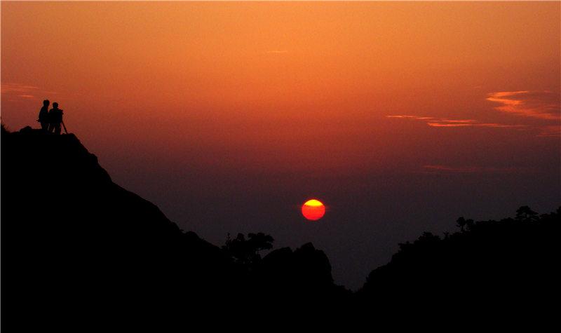 日照河山风景区