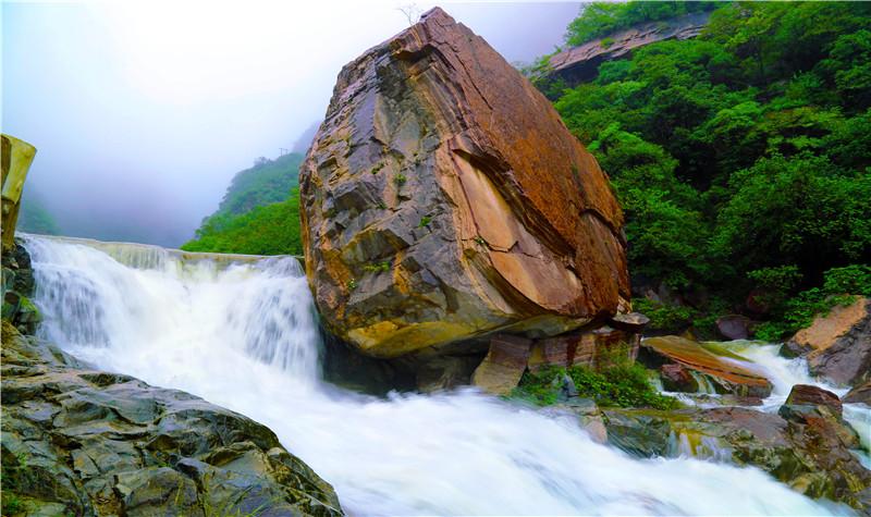 河南宝泉旅游度假区