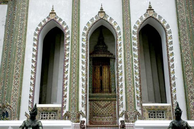 【原创】精美绝伦的泰国大皇宫(4)(组图)图片