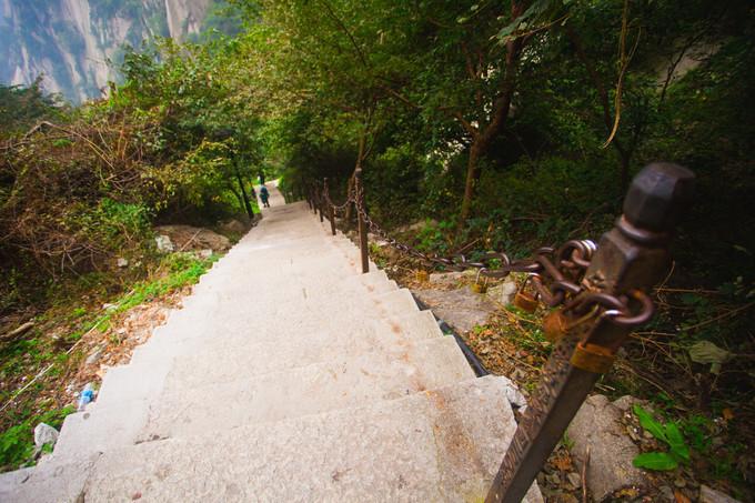 华山风景区