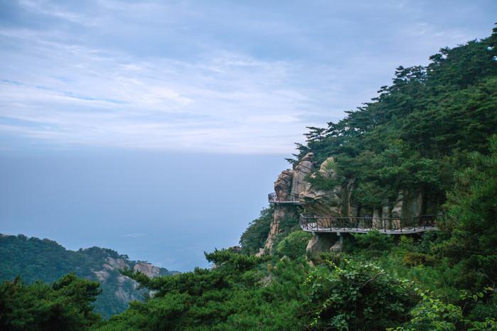 (山东旅游攻略大赛)蒙山高,沂水长,沂蒙山区好地方