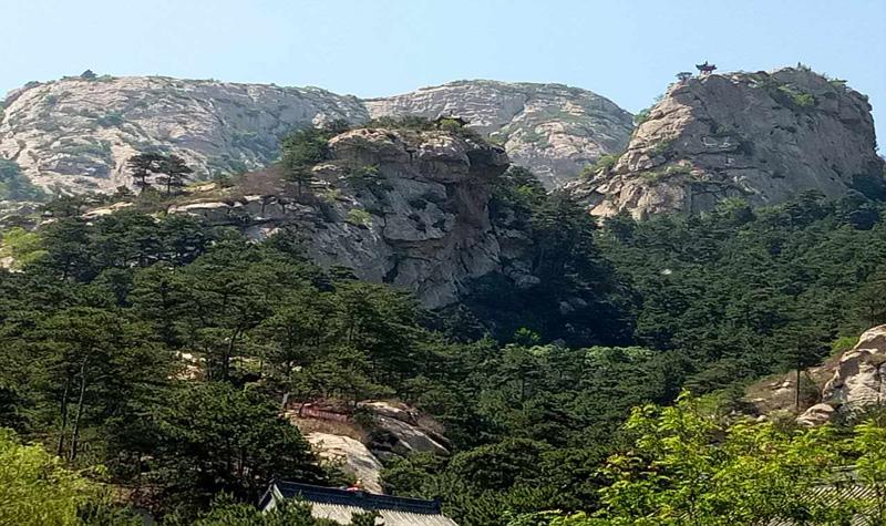 双峰山风景区