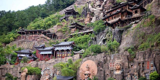 梅州客天下景区门票_梅州客天下景区旅游攻略_梅州客