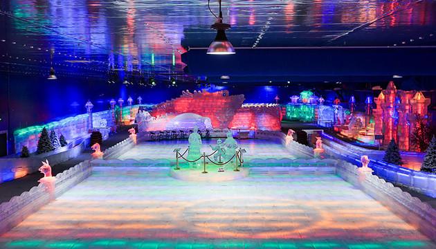 【横店圆明园春苑夜福】 皇家动物乐园冰雪世界快乐亲子>1日跟团游