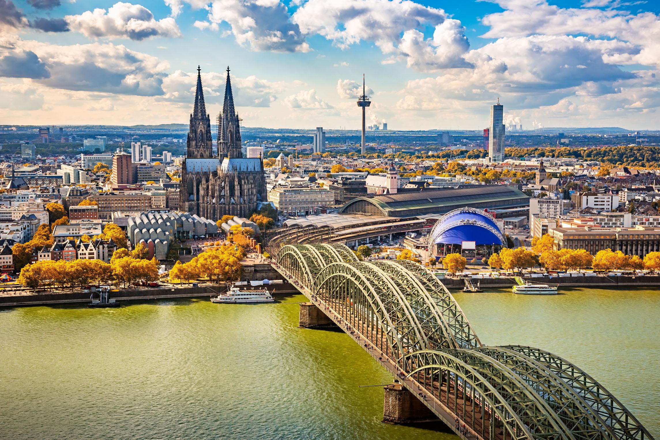 德国人口2021_德国人口分布图