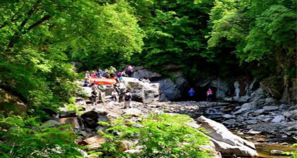 【特惠游】 抚顺筐子沟一日游>生态风景区,天然氧吧