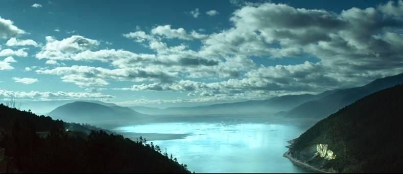 香格里拉自驾游 一路低音炮,到达香格里拉的那一刻,归于沉寂!图片