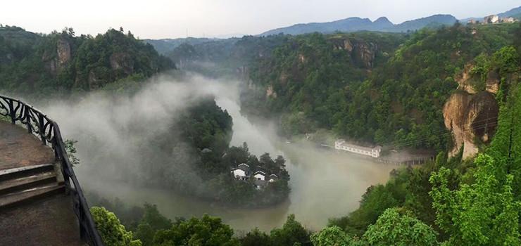 新昌天烛仙境风景区