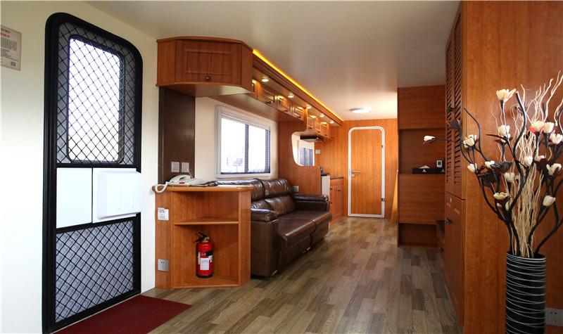 【错峰出游】玩南通开沙岛露营地,入住房车体验,给你不一样的旅行体验