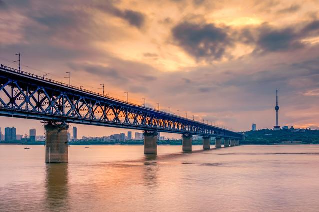 一方城,一栋塔,一条街,一座桥武汉经典一日游攻略洲岛吴岐三亚穷游攻略图片