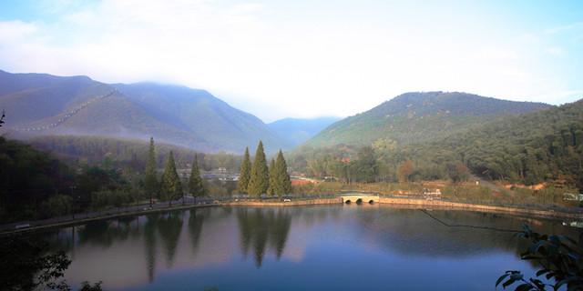 宜兴竹海风景区手机导游 yixing zhuhai scenic area