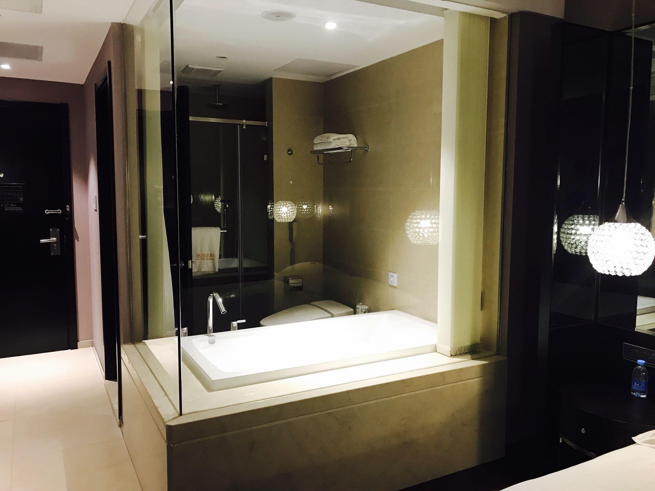 酒店情趣水晶(万州迪斯尼周浦万达店)v酒店_桔桔子上海重庆酒店图片