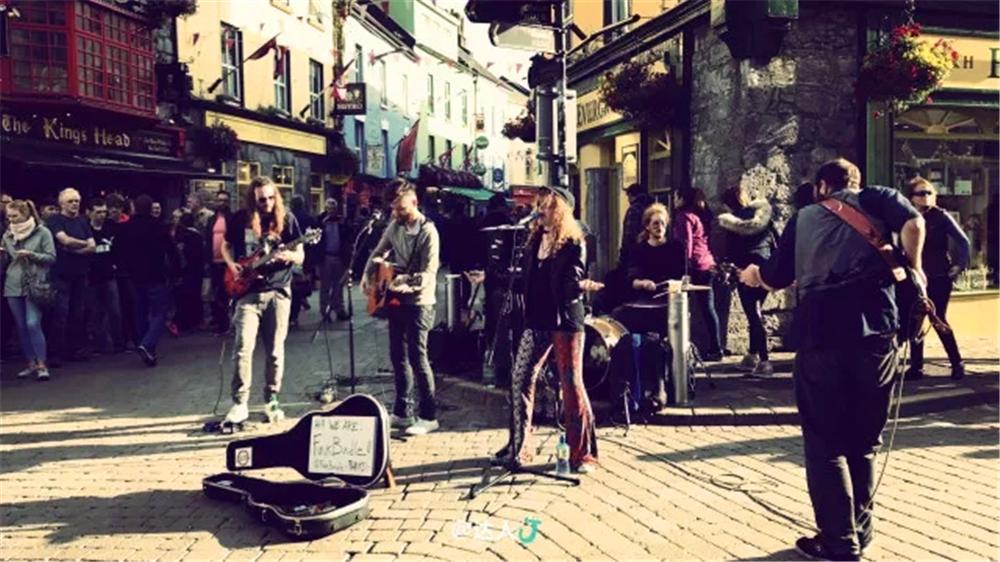 高威 | 一座泡在音乐里的爱尔兰城市 - 达人J - 达人J · 365乐游日记