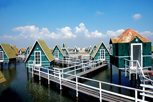 【北方马尔代夫】 唐山乐亭月坨岛乐享海岛>四面环海,2日跟团游 纯玩