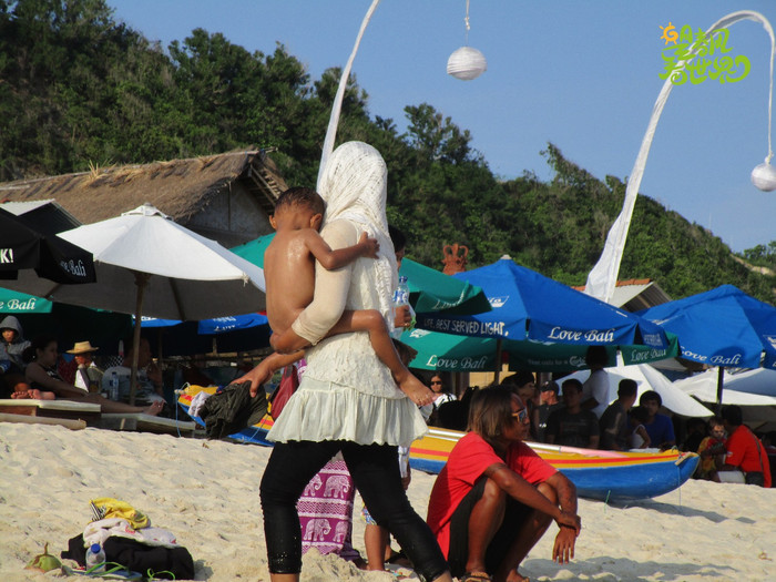 手繪游記:靠近蔚藍,在巴厘島邂逅一份私藏的幸福