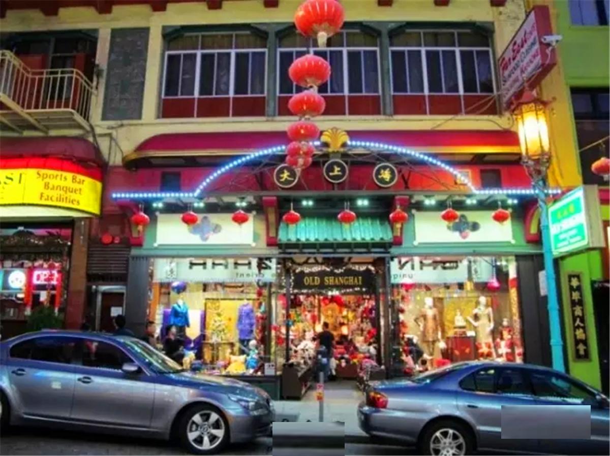 在旧金山的唐人街,体验人们的日常生活 - 达人J - 达人J · 365乐游日记
