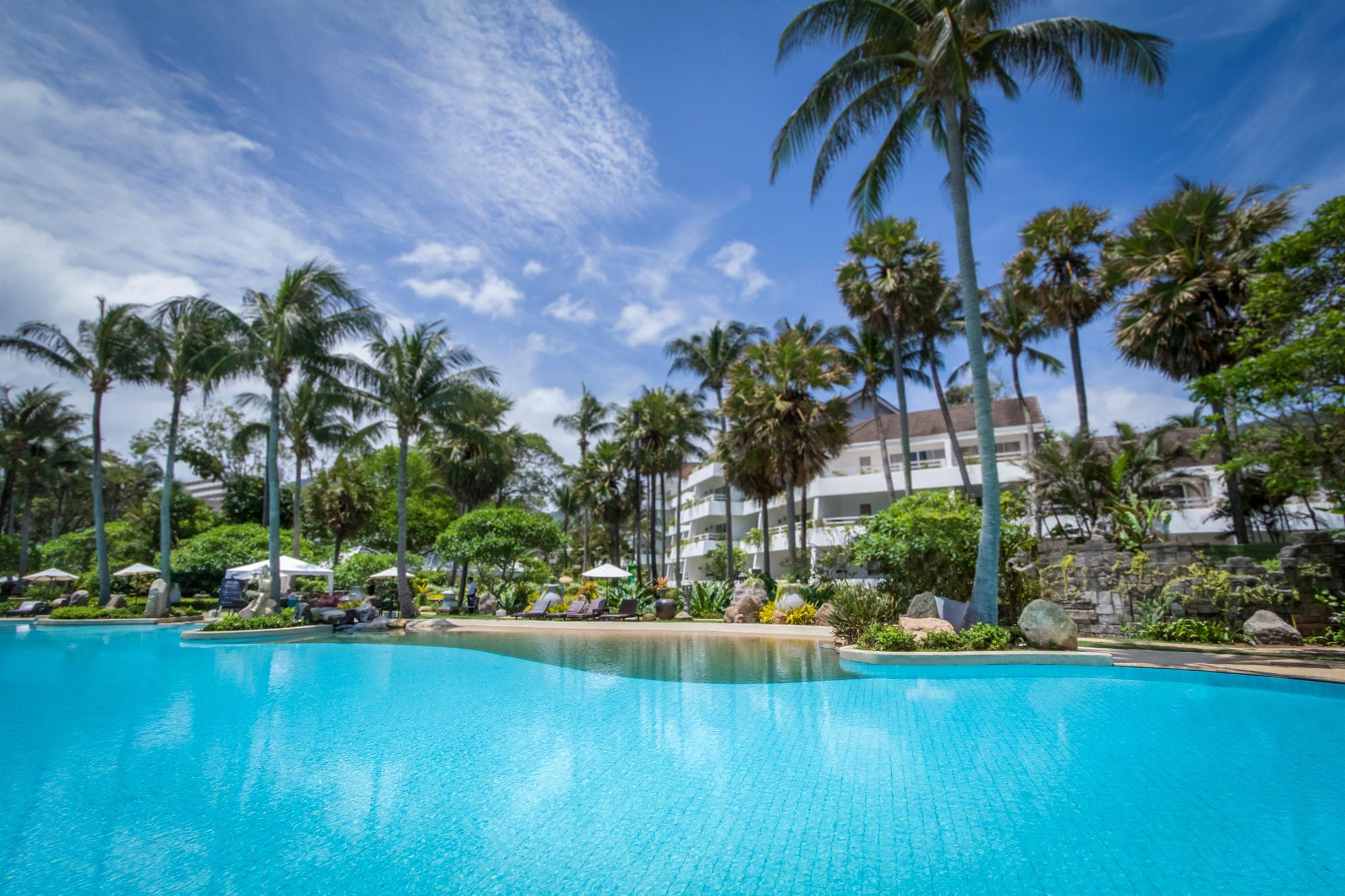 普吉岛塔夫海滩别墅度假村(thavornpalmbeachresortphuket)棕榈白云装修设计图片