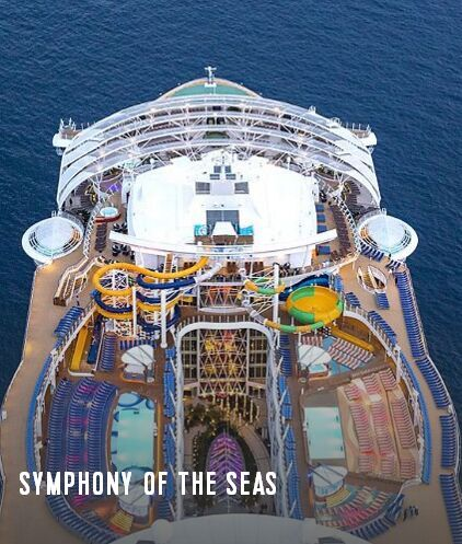 皇家加勒比邮轮海洋交响号