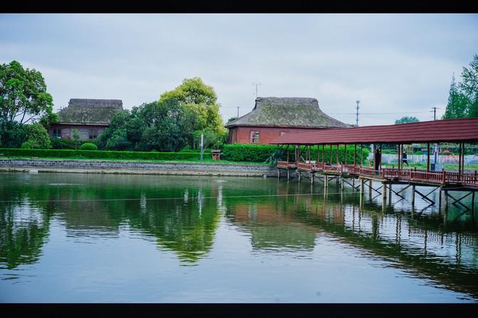 第二天:南通诺华廷酒店,鲜花小镇,世外桃源,南通到上海
