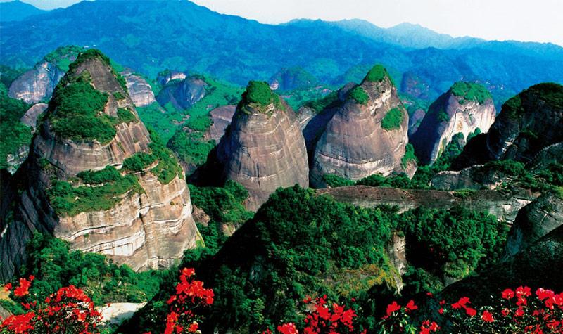 崀山风景名胜区