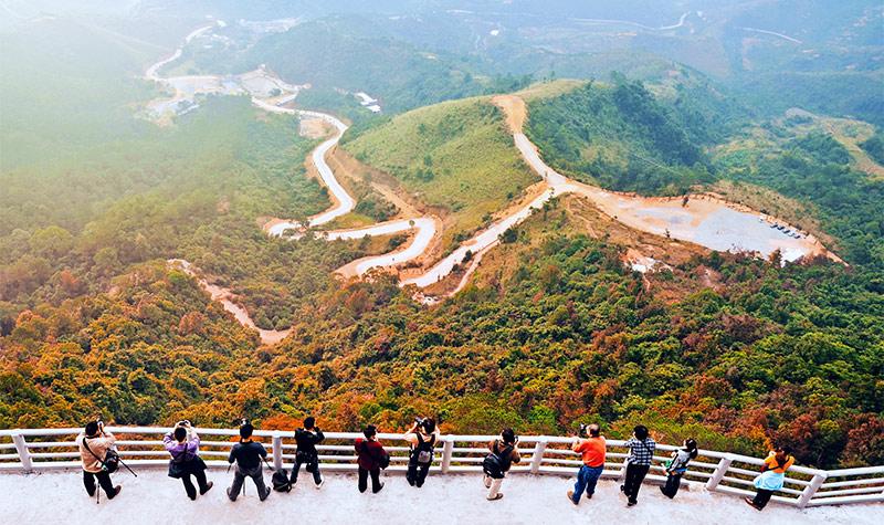 石根山风景旅游区