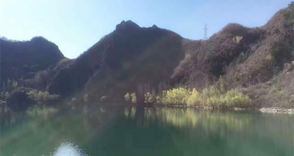 【同程专线】 天桥峪玻璃吊桥 恒河水库一日游> 登山踏青,亲近自然,百