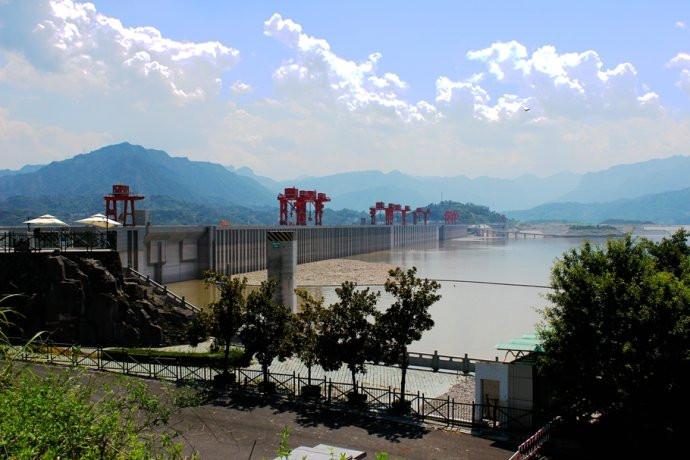 争议最多的水坝——长江三峡大坝   2018年08月19日这一天,上,下午