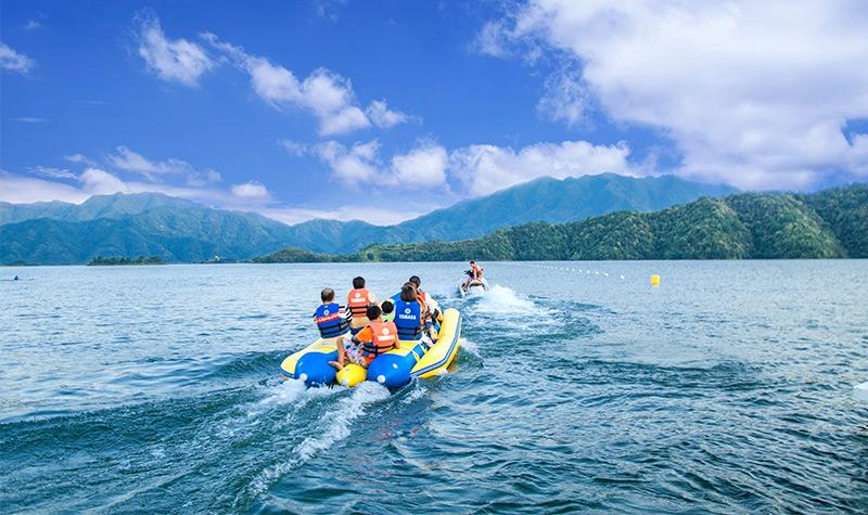 千岛湖欢乐水世界