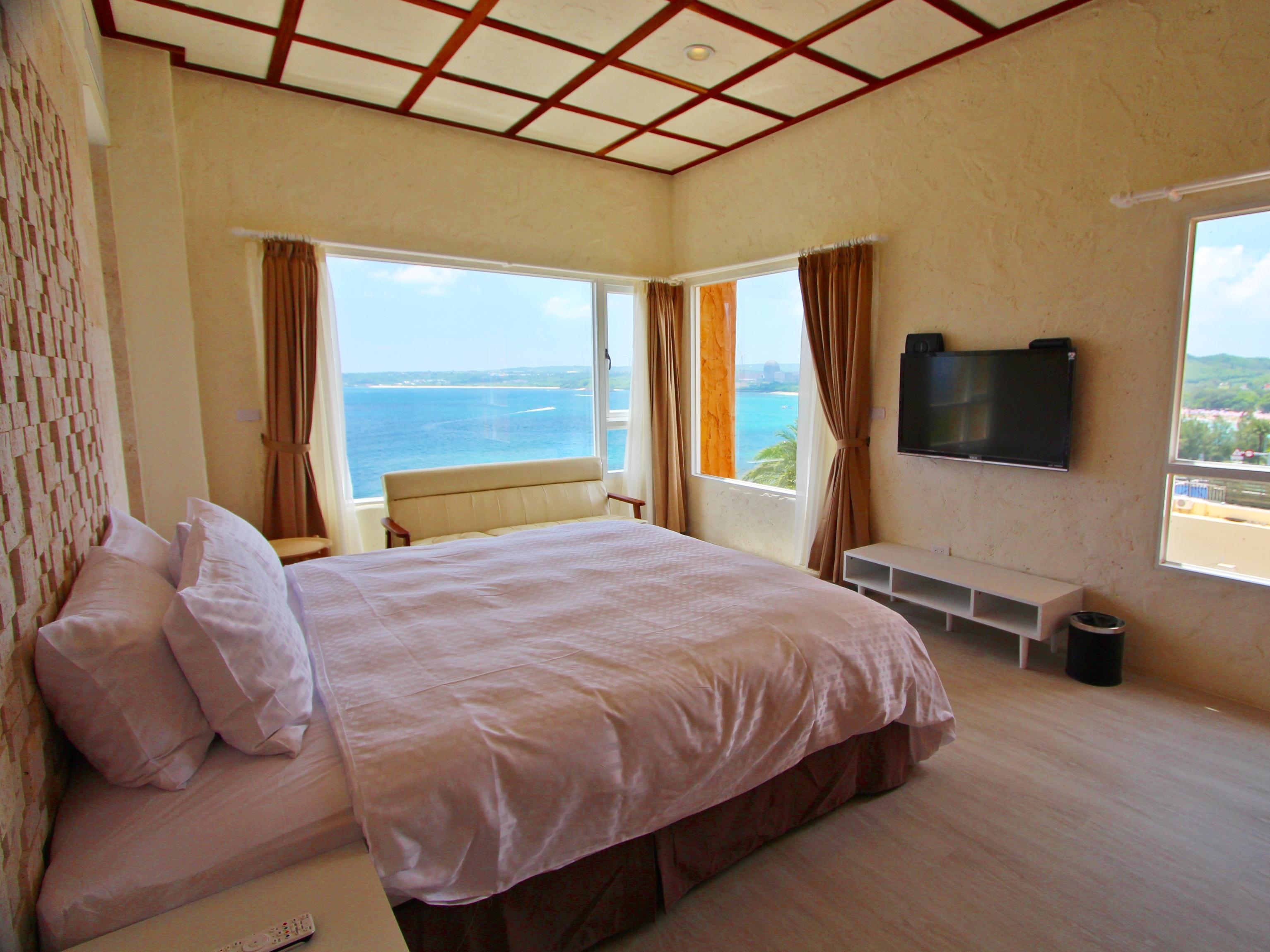垦丁海边民宿 (seaside bed and breakfast)