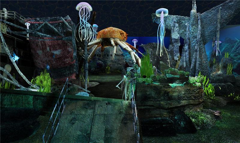 聊城深海乐园