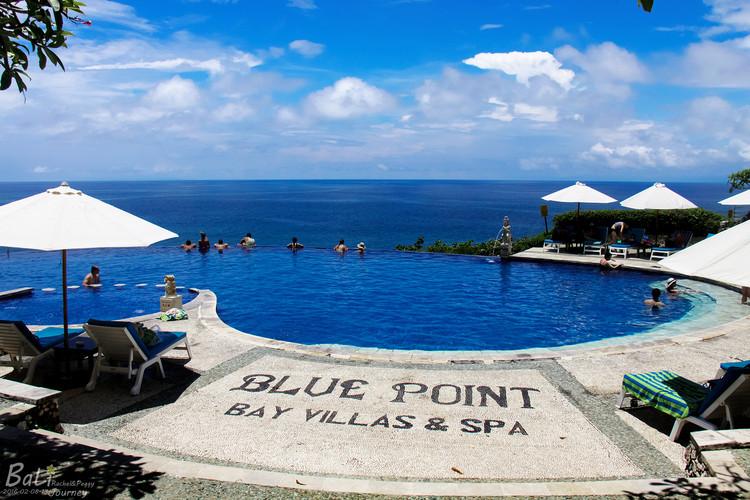 巴厘岛蓝点酒店(blue point resort)