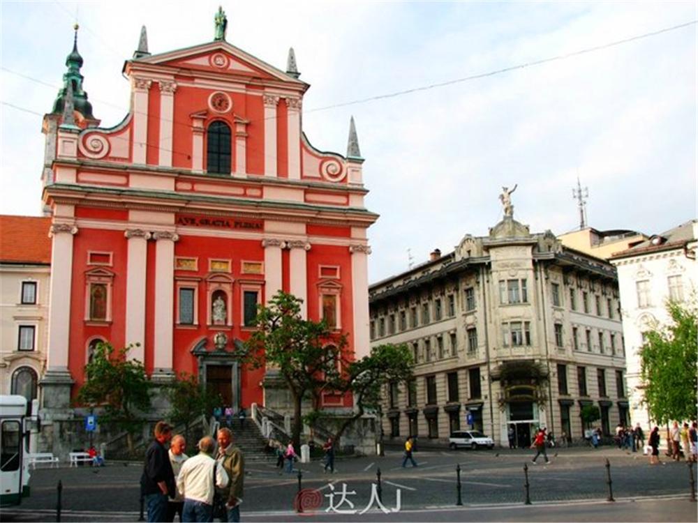 达人J:发现斯洛文尼亚?中欧小国的魅力 - 达人J - 达人J · 365乐游日记