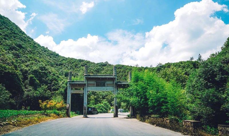 莫干山景区