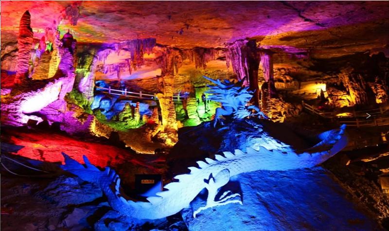 九龙洞景区