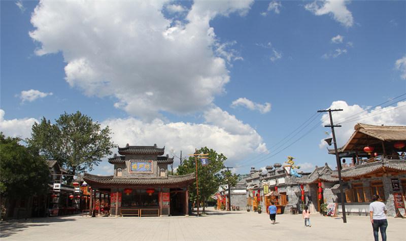 葫芦山庄旅游景区