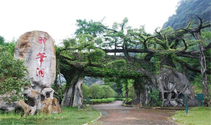 清远神峰关生态旅游度假区