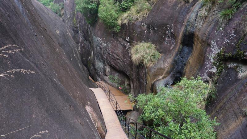 石龙大峡谷