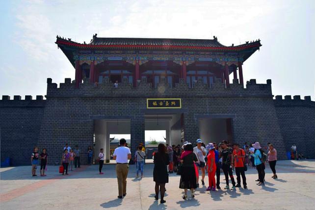中华第一财神阁