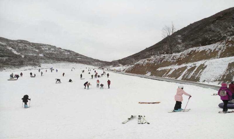七星岭滑雪场