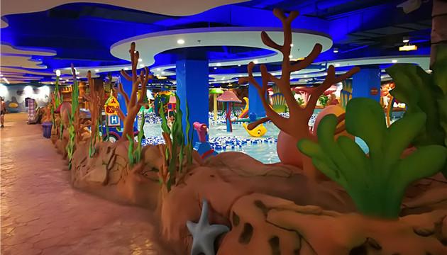 七星海世界夜场1日跟团游 夜场狂欢表演