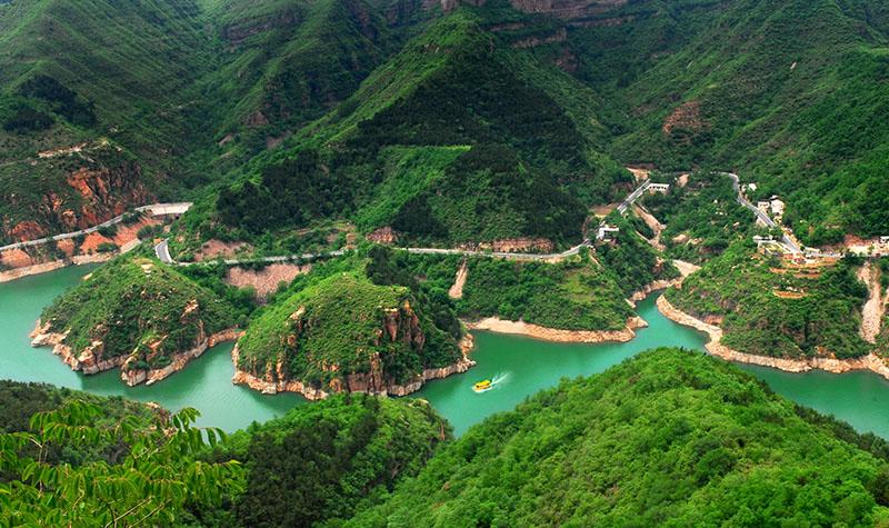京娘湖景区
