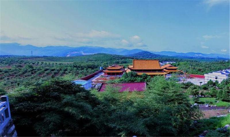 安徽清源山风景区