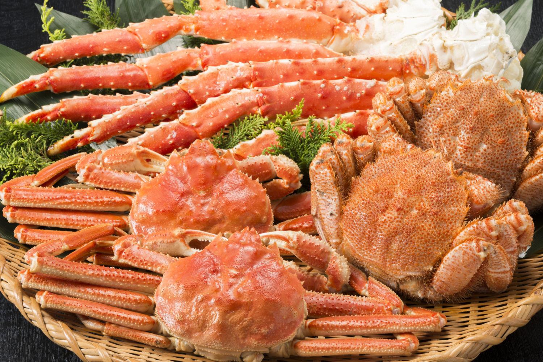【蟹本家】人氣螃蟹料理專門店-名古屋/札幌本店(多套餐可選)