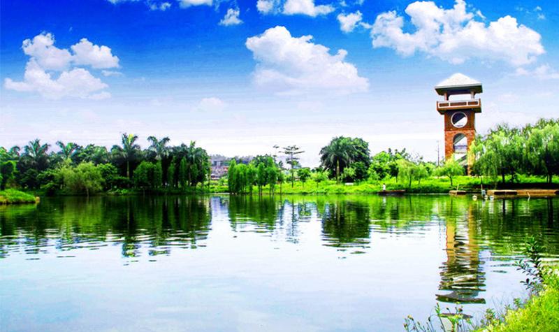 广州阳光欢乐谷--长洲岛基地