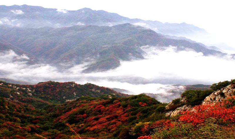 麻城龟峰山风景区