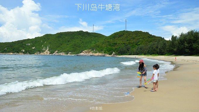 川山群岛,夏之美梦